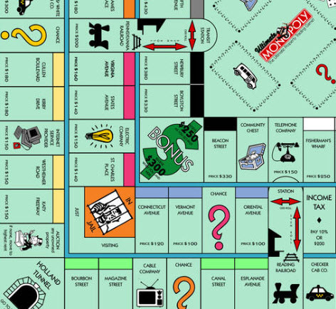 I want FASTER Monopoly, not this monstrosity