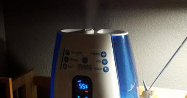 Our new humidifier is swell!
