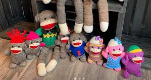 Too many monkeys!