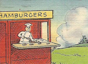 Baby burgers for the INFANTry