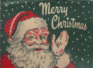 Merry Christmas, you old savings and loan!!